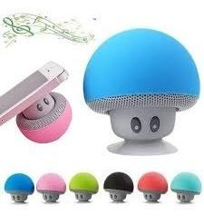 Bocina Bluetooth Mushroom Speaker
