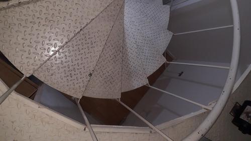 Escalera Caracol Metalica Fabricacion