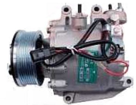 Compressor Honda Crv 20072010 Motor 2.0 New Civic 2011