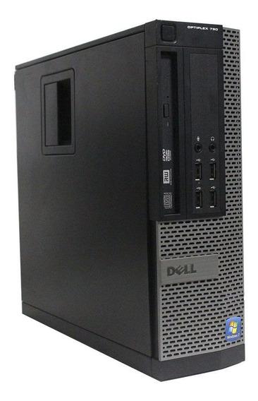 Computador Desktop Dell Optiplex 790 I7 4gb 120ssd