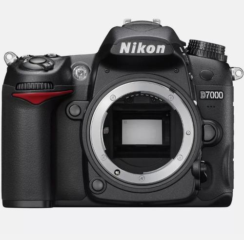 Cámara Digital Nikon D7000 Más Combo Obsequio