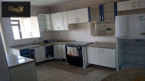Imagem 1 de 5 de Apartamento Com 2 Dorms, Aviação, Praia Grande, 160m² - Codigo: 363 - A363