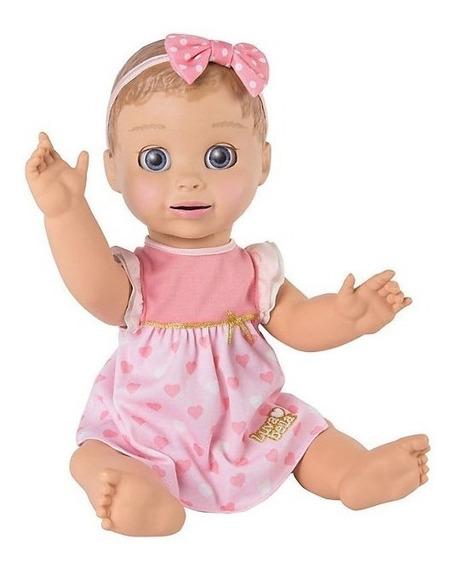 Boneca Bebê Luvabella Com Expressões E Acessórios - Sunny