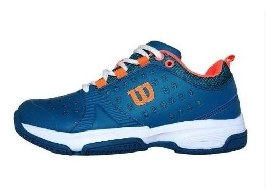 Zapatillas Tenis Wilson Mujer Horacio Deportes Caballito