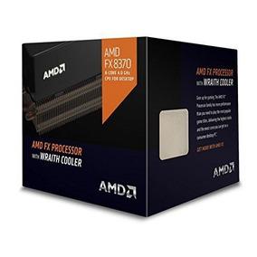Amd 4 Ghz Fx-8370 Octa-core De Desktop Com Processador De Wr