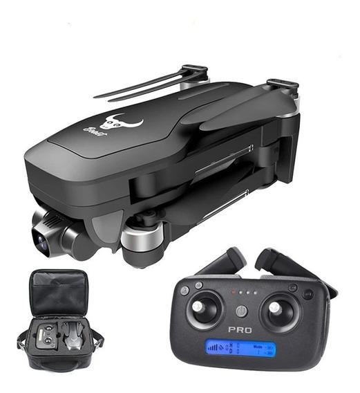 Drone Sg906 Pro Wi-fi 5ghz 4k Com Gimbal De 2 Eixos + Mala