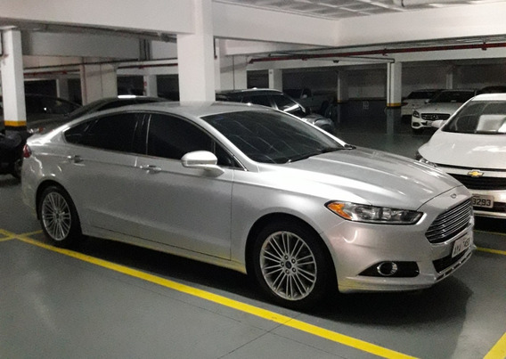 Ford Fusion 2.0 Gtdi Titanium Aut. 4p Único Dono