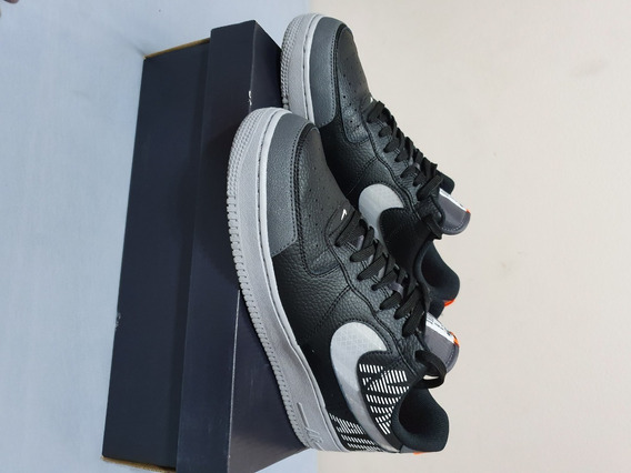 Nike Air Force Low Under Construction Black