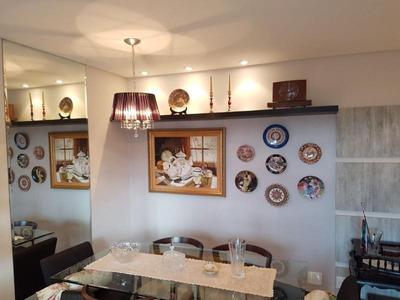 Apartamento Para Venda Em Guarapuava, Santa Cruz, 2 Dormitórios, 1 Suíte, 2 Banheiros, 2 Vagas - 678805