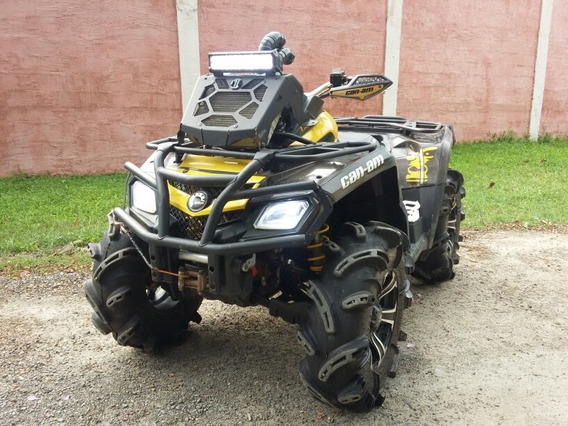 Can Am Outlander 800 Xmr