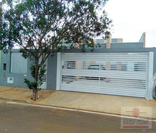 Imagem 1 de 30 de Casa Residencial À Venda, Portal Ville Primavera, Boituva - Ca0643. - Ca0643