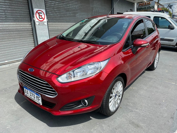Ford Fiesta Kinetic Se / 2016 + 50.000kms / Impecable !