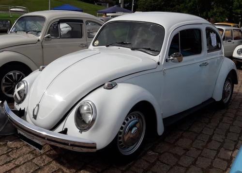 Imagem 1 de 9 de Lindo Vw Fusca 1972 Motor Ok Doctos Ok E Recibo Em Branco