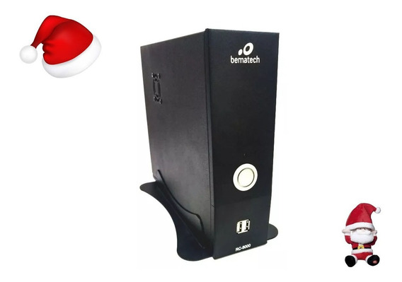 Mini Rc-8000 | 4 Gb Ram | 320 Gb Hd | Bematech | Promoção