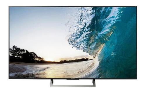 Imagen 1 de 6 de Tv 75  Sony Serie X Smart Xbr-75x855e 4k Netflix