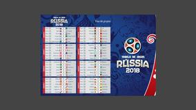 Super Pacote Tabela Copa Do Mundo 2018