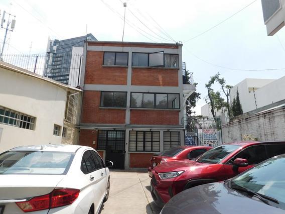 Oficina En Renta En Río Mixcoac
