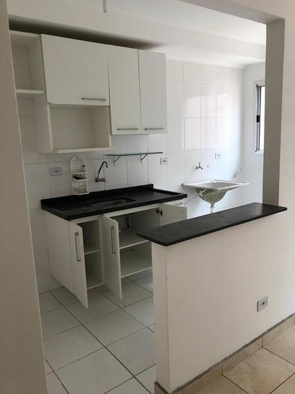 Excelente Apartamento Para Locação - Vila Suíssa, Mogi - Sp