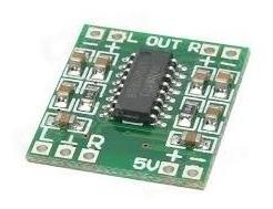 Módulo Amplificador Som Estéreo 2ch 3w+3w Pam8403 - Arduino