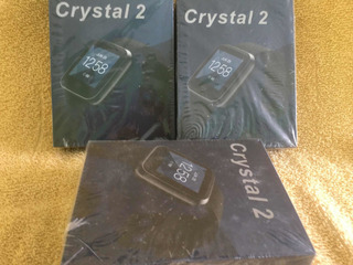 Zeblaze Crystal 2 Pulseira Inteligente - Preto