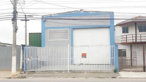 Imagem 1 de 19 de Galpão À Venda, 1000 M² Por R$ 1.200.000,00 - Jardim Santa Maria - Jacareí/sp - Ga0020