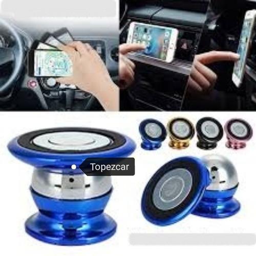 Soporte Magnetico Holder Porta Celular Universal Para Autos