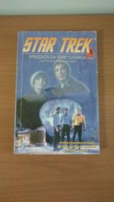 Livro Star Trek Vol. 5 Episódios Da Série Clássica