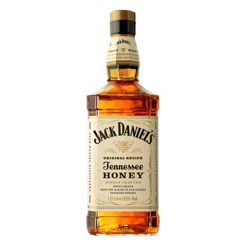 Uísque Jack Daniel's Honey Estados Unidos da América garrafa 1 L