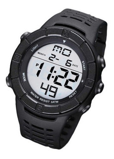 Reloj Táctico O.t.s Sumergible Cronómetro Luz