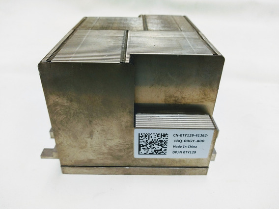 Dissipador Servidor Dell Poweredge R710 / R900 Usado