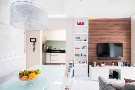 Life Park Guarulhos 2 Dorms 62m Mobiliado E Iluminado