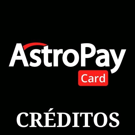 Créditos Astropay