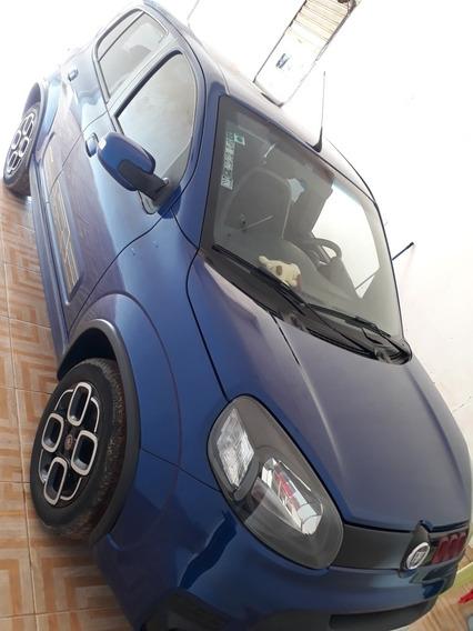 Fiat Uno 1.4 Sporting Flex Dualogic 5p 2015