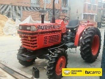 Tractor Kubota L295 Segunda Serie