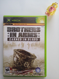 Brothers In Arms Earned In Blood Xbox Clásico Garantizado