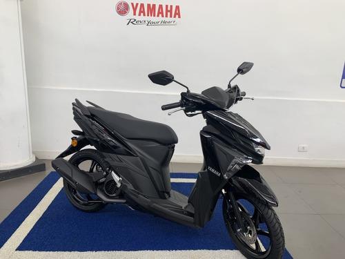 Imagem 1 de 6 de Yamaha Neo 125 Ubs Preta 2022