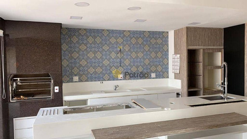 Imagem 1 de 30 de Apartamento Com 4 Dormitórios, 298 M² - Venda Por R$ 3.200.000,00 Ou Aluguel Por R$ 13.000,00/mês - Jardim Do Mar - São Bernardo Do Campo/sp - Ap3345