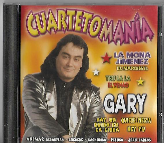 Cuartetomania Cd La Mona Jimenez Trulala Gary