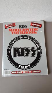 Revista Kiss Worldwide Tourbook