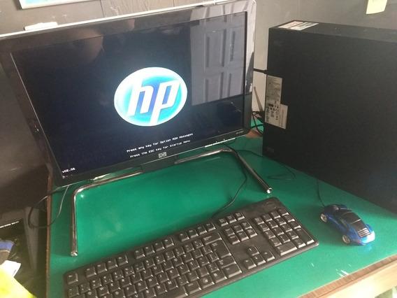 Computador Hp I3 3° Tudo Funcionando Sem Monitor