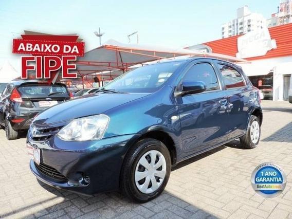 Toyota Etios Xs 1.5 16v Flex, Iwl2280