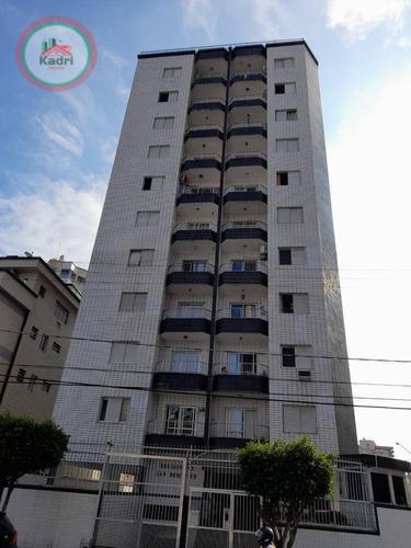 Apartamento À Venda, 96 M² Por R$ 245.000,00 - Vila Guilhermina - Praia Grande/sp - Ap5459