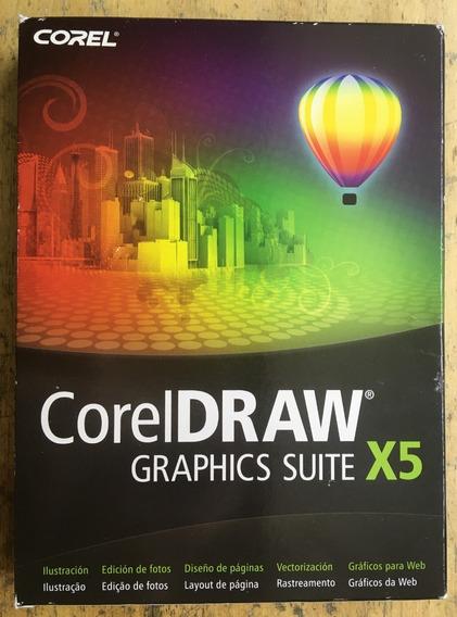 Coreldraw Graphics Suite X5 Original