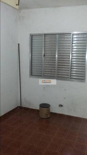 Imagem 1 de 1 de Casa Residencial À Venda, Vila Baeta Neves, São Bernardo Do Campo. - Ca0744