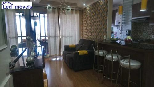 Apartamento Com 2 Dorms, Km 18, Osasco - R$ 435 Mil, Cod: 583 - V583