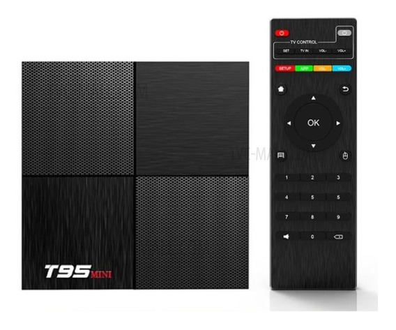 T95 Mini Hd 6k 2gb + 16gb Tv Box Pronta Entrega Frete Gratis