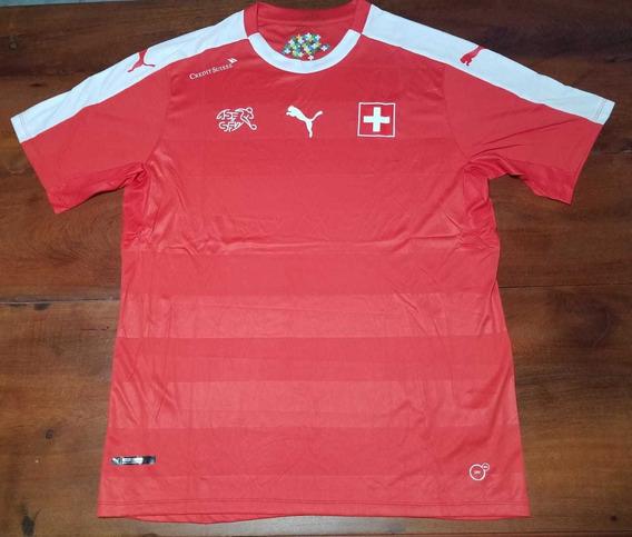 Camiseta Selección De Suiza