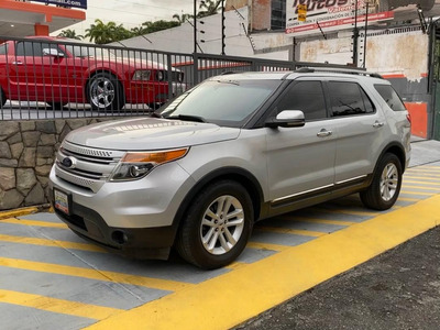 Explorer Limited 4x4 Año 2012