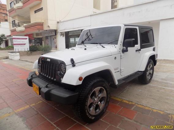 Jeep Wrangler Sahara 3.6 4x4 At