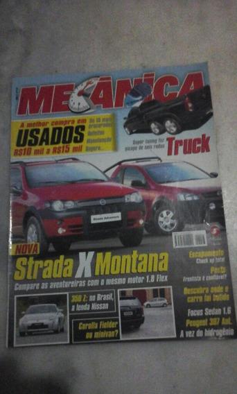 Revista Oficina Mecânica Ano 17 N 213 Strada X Montana